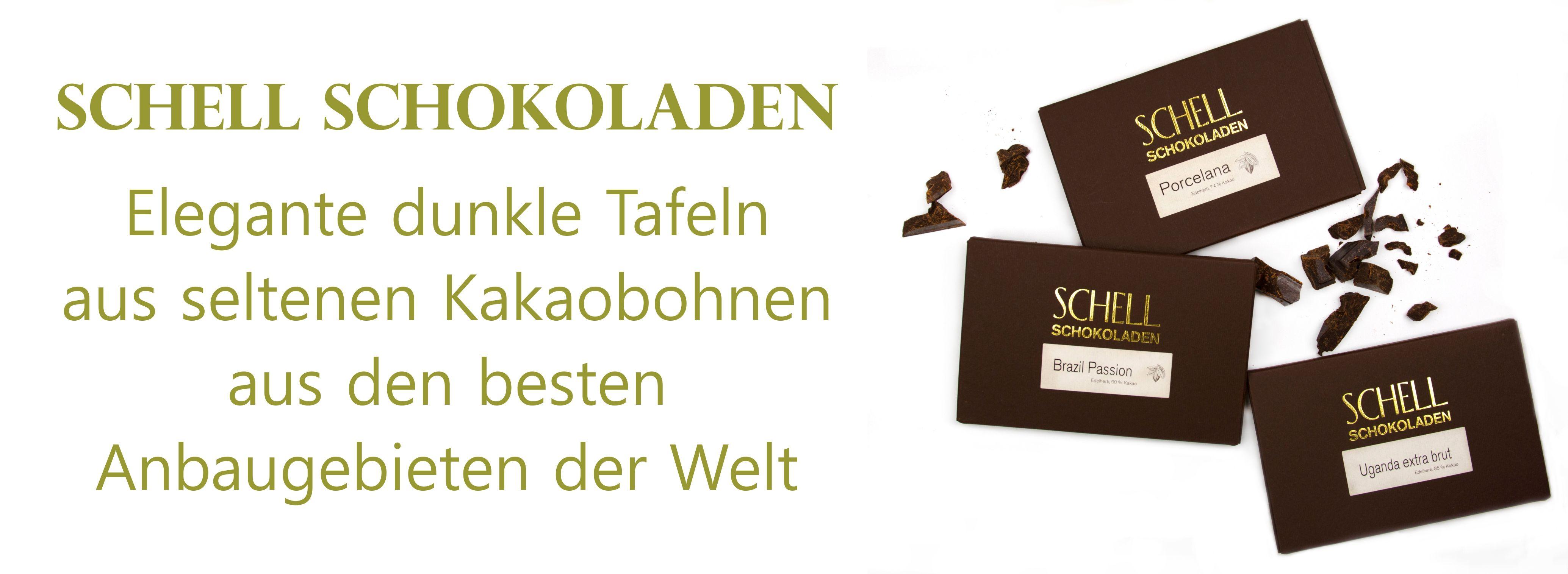Neu im Angebot Schell Schokoladen