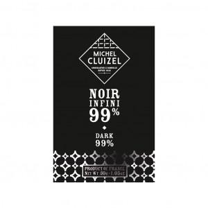 Michel Cluizel Noir Infini 99% Vorderseite