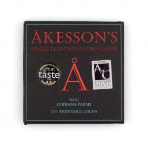 Åkesson's Bali 75% Vorderseite