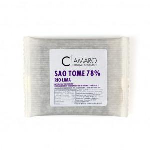 C-AMARO Sao Tome Rio Lima 78% Vorderseite