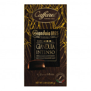 Caffarel Cioccolato Gianduia Intenso 47% Vorderseite