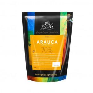 CasaLuker Kuvertüre Arauca 70% Vorderseite