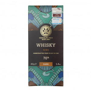 Chocolate Tree Whisky Nibs 69% Vorderseite