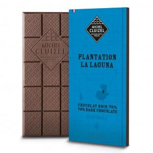 Michel Cluizel Plantation La Laguna Guatemala Dark 70% Vorderseite