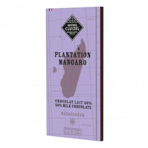 Michel Cluizel Plantation Mangaro Milk Vorderseite