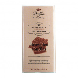 Dolfin Brownies Souffles 38%