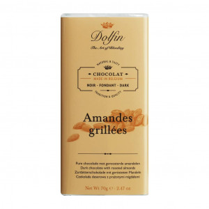 Dolfin Amandes grillées 60%