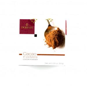 Domori Cacao in Polvere Vorderseite
