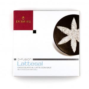 Domori D- Fusion Lattesal Vorderseite