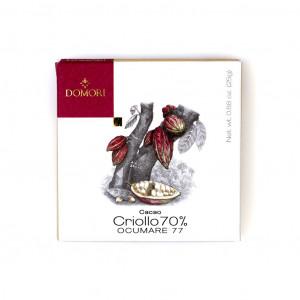Domori Ocumare 77 Cacao Criollo 70% Vorderseite