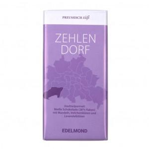Edelmond Veilchen, Lavendel & Mandel Vorderseite