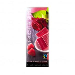Frucht & Sinne Helle Himbeere-Rose Vorderseite