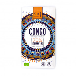 Georgia Ramon Congo Mountains of the Moon 70% Vorderseite