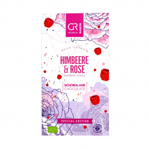 Georgia Ramon Himbeere & Rose 40% Vorderseite