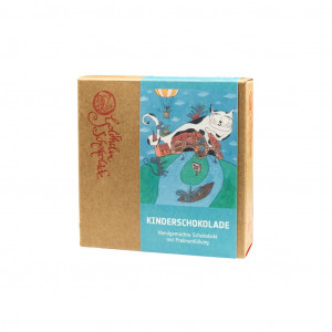 Goldhelm Schokoladen Manufaktur Kinderschokolade