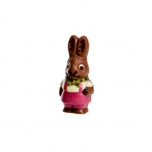 Goldhelm Schokoladen Manufaktur Unikat Osterhase Hermann Hasenfuß Vollmilch