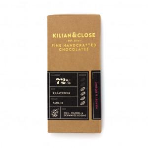 Kilian & Close Mandel & Rosine 72% Vorderseite