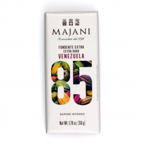 Majani Extra Dark Venezuela 85% Vorderseite