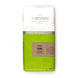 A. Morin Pérou Piura Lait 48% Vorderseite