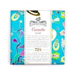 Rózsavölgyi Csokoládé Canoabo Criollo 72% Vorderseite