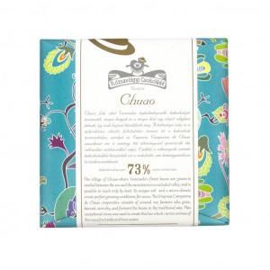 Rózsavölgyi Csokoládé Chuao Venezuela 73% Vorderseite