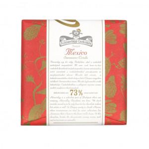 Rózsavölgyi Csokoládé Soconusco Criollo Mexico Vorderseite
