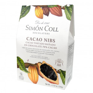 Simón Coll Kakaobohnenstücke
