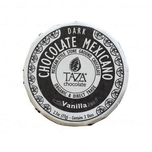 Taza Chocolate Mexicano Vanilla 50% Vorderseite