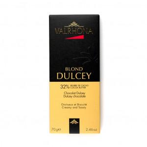 Valrhona Blond Dulchey Vorderseite
