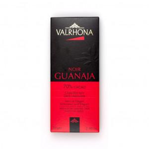 Valrhona Noir Guanaja 70% Vorderseite