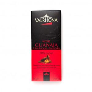 Valrhona Noir Guanaja Eclats de Cacao 70% Vorderseite