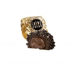 Venchi Chocoviar Creme Cacao Praline 5 Stück 95g