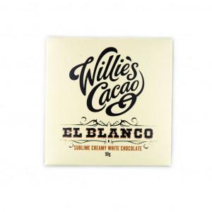 Willie's Cacao El Blanco Vorderseite