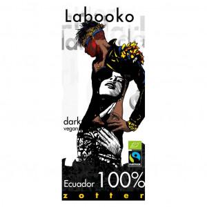Zotter Labooko Ecuador 100% Vorderseite