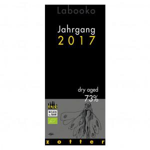 Zotter Labooko Jahrgang 2017 dry aged 73%