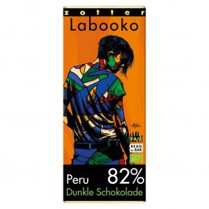 Zotter Labooko Peru Criollo-Blend Neu 82%