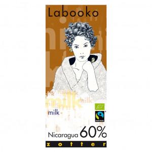 Zotter Labooko Nicaragua 60% Vorderseite