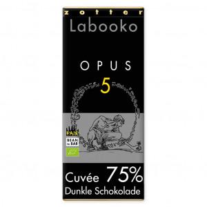 Zotter Labooko Opus 2020 75% Vorderseite