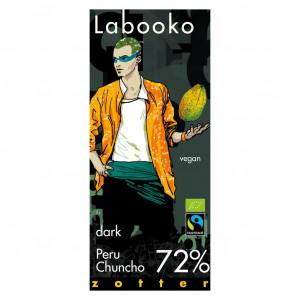 Zotter Labooko Peru Chuncho 72% Vorderseite
