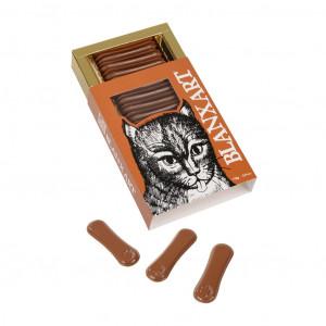 Blanxart Katzenzungen aus Milchschokolade 33% Vorderseite
