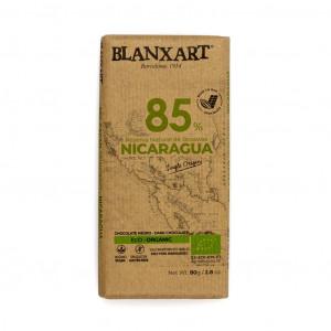 Blanxart Nicaragua 85% Vorderseite