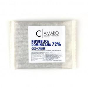 C-AMARO Repubblica Dominicana 72% Vorderseite
