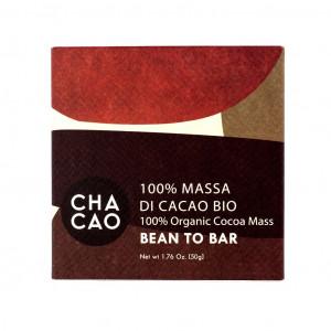 Domori Chacao Cioccolato Fondente Bio 100% Vorderseite