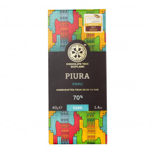 Chocolate Tree Peru Chililique 70% Vorderseite
