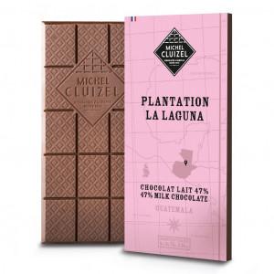 Michel Cluizel Plantation La Laguna Guatemala Milk 47%