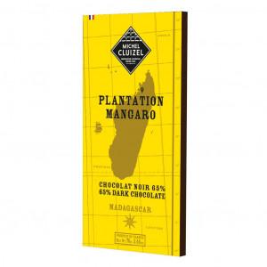 Michel Cluizel Plantation Mangaro Noir 65% Vorderseite