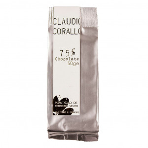 Claudio Corallo Chocolate 75%
