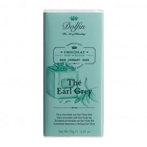 Dolfin Thé Earl Grey 60% Vorderseite