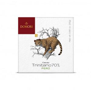 Domori Peru 70% Vorderseite