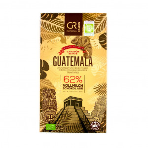 Georgia Ramon Guatemala Mayas Farmers Trinitario Vorderseite